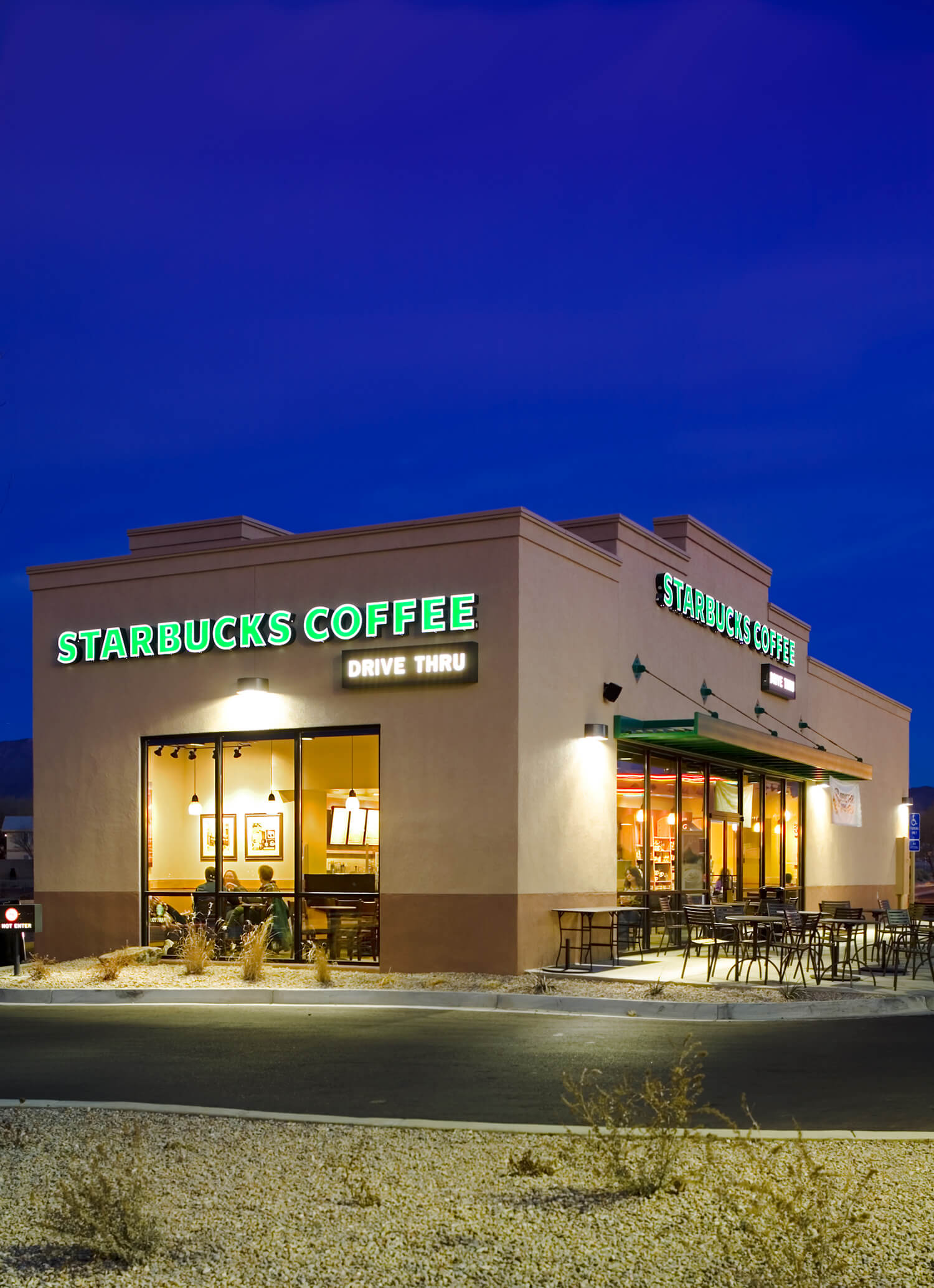 Starbucks – Multiple Locations