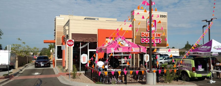 Dunkin Donuts – Multiple Locations