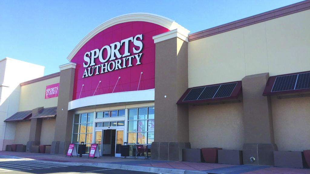 Sports Authority at Winrock Town Center