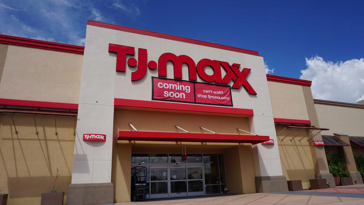 TJ Maxx at Winrock Town Center – Albuquerque, NM